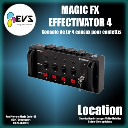 MAGIC FX - EFFECTIVATOR 4