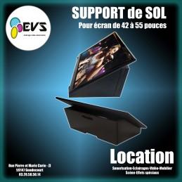 SUPPORT DE SOL