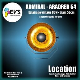 ADMIRAL - ARADRED 54