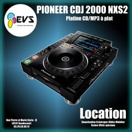 PIONEER - CDJ 2000 NXS 2