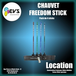 CHAUVET - FREEDOM STICK PACK