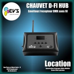 CHAUVET - D-FI HUB
