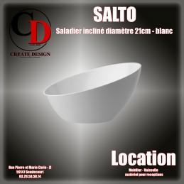 SALTO - SALADIER INCLINE 21CM