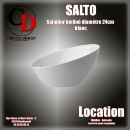 SALTO - SALADIER INCLINE 24CM